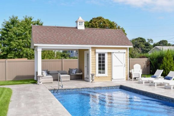 Baystate Outdoor Personia Pool House