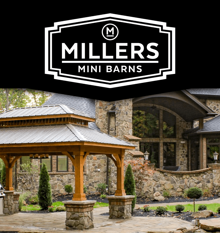 Top of the Miller's Mini Pavilions page