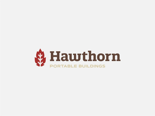 Hawthorn Portable Buildings logo