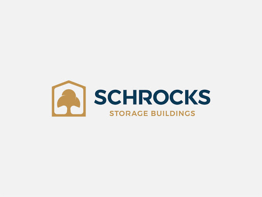 Schrocks Storage Building logo