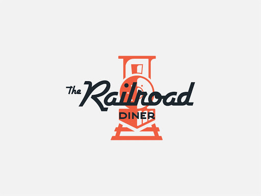 The Railroad Diner logo
